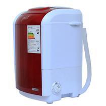 Lavadora De Roupas Mini 1.2 Kg Praxis Petit Vermelha -
