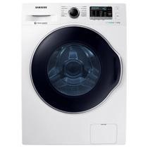 Lavadora de Roupas Samsung WW11K, Automática, Abertura Frontal, 11KG, Branca - 110V -