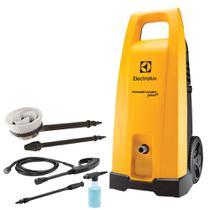 Lavadora Pressão Electrolux Power Wash Plus EWS31, 1800PSI, 1450W, Amarelo - 110V -