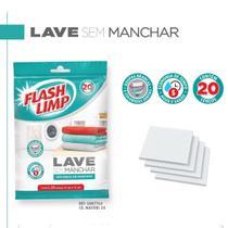Lave Sem Manchar Flash Limp SAN7764 - Flashlimp