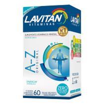 Lavitan A-Z 60 Cápsulas Multivitamínico Minerais - Cimed