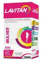 Lavitan a-z mulher 60 comp - Lavitan vitaminas
