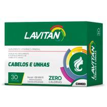 Lavitan Cabelos e Unhas - 30 Cápsulas - Cimed -