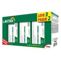 Lavitan Kit 4x A-z Mulher 60 Comp - Cimed