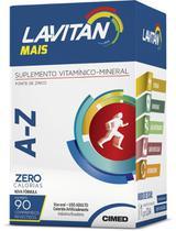 Lavitan mais a-z 90 comp - Lavitan vitaminas