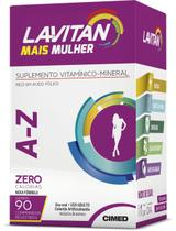 Lavitan mais a-z mulher 90 comp - Lavitan vitaminas