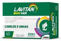 Lavitan mais cabelos unhas 60 caps - Lavitan vitaminas
