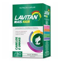 Lavitan Mais Hair Cabelos e Unhas 60 cápsulas - Cimed -