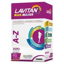 Lavitan Mais Mulher 90 Comprimidos - Cimed