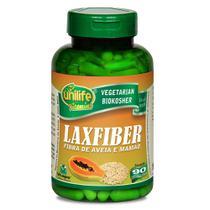 Laxfiber 450mg 90 cápsulas Unilife -