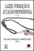 Lazer formacao e atuacao profissional - 8 - Papirus editora -