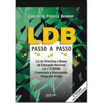 Ldb Passo a Passo: Lei de Diretrizes e Bases da Educação Nacional Lei No9394-96 - Avercamp -