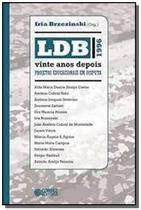 Ldb vinte anos depois - projetos educadionais em disputa - Cor - cortez editora