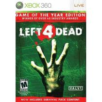 Left 4 Dead (Game Of The Year Edition) - Xbox 360 - Microsoft