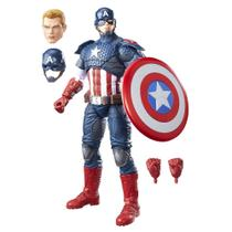 Legend Series Figura CAPTAIN AMERICA Hasbro B7433 - Marvel