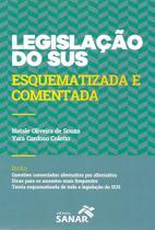 Legislacao Do Sus - Esquematizada E Comentada / Natale - Ed sanar
