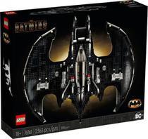 Lego 1989 Batwing Mod. 76161 - 2.363 Peças -
