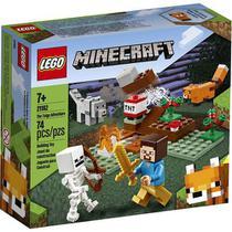 LEGO 21162 Minecraft - A Aventura em Taiga -