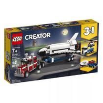 Lego 31091 Creator - 3 Em 1 Caminhão E Ônibus Espacial -
