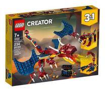 LEGO 31102 Creator - Dragão do Fogo -
