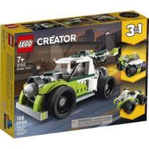 LEGO 31103 Creator - Caminhão-Foguete -