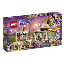 Lego 41349 - Friends O Restaurante Drive  in Cine Drifting  345 peças -