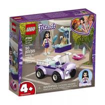 Lego 41360 Friends - Clínica Veterinária Móvel Da Emma -50 peças -