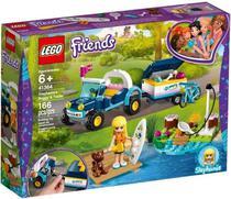 Lego 41364 Friends Buggy e Trailer da Stephanie -166 peças -
