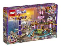 LEGO 41375 Friends - Cais Divertido da Cidade de Heartlake -