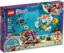 Lego 41378 Friends - Missão de Resgate de Golfinhos  363 peças -