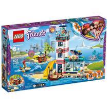 Lego 41380 Friends  Centro de Resgate do Farol Com Luz  602 peças -