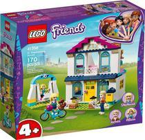 Lego 41398 Friends A Casa De Stephanie  170 peças -