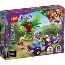 LEGO 41421 Friends - Resgate na Selva do Filhote de Elefante -