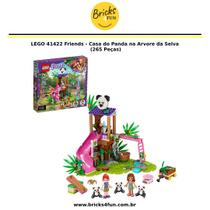 LEGO 41422 Friends - Casa do Panda na Arvore da Selva -