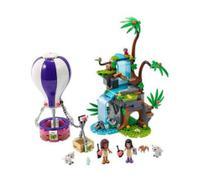 LEGO 41423 Friends - Resgate do Tigre na Selva com Balão -