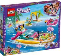 Lego 41433 Friends Barco De Festa  640 peças -