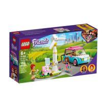 LEGO 41443 Friends - Carro Elétrico da Olivia -