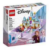 LEGO 43175 Disney Princess - Aventuras do Livro de Contos da Anna e da Elsa -