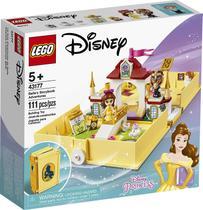 Lego 43177 Princesas Disney - Aventuras do Livro de Contos da Bela -