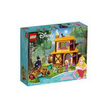 LEGO 43188 Disney Princess - Casa da Floresta de Aurora -