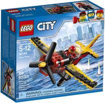 Lego 60144 City  Avião de Corrida -