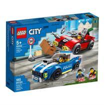 Lego 60242 City Detenção Policial na Autoestrada 185 Peças -
