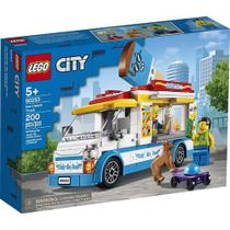 LEGO 60253 City - Van de Sorvetes -