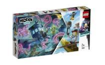 LEGO 70419 Hidden Side - Barco de Pesca de Camarão Naufragado -