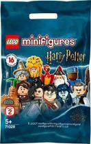 Lego 71028 Harry Potter - Kit com 5 Pacotes de Personagens -