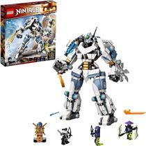 Lego 71738 Ninjago - O Combate do Robô Titã de Zane -