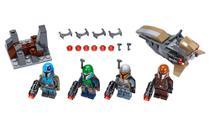 Lego 75267 pack batalha mandalorian -