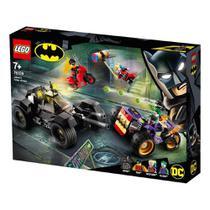 LEGO 76159 Dc Comics - Perseguição Do Triciclo Do Joker -