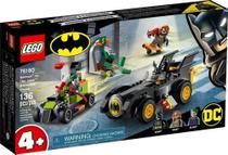 Lego 76180 Batman Vs Coringa - Perseguição De Batmóvel  136 peças -