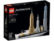 LEGO Architecture Cidade de Nova Iorque - 598 Peças 21028